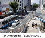 kanagawa  jp   august 14  2018  ...   Shutterstock . vector #1180696489