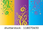colorfully illustration of... | Shutterstock . vector #118070650