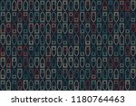 beautiful geometric pattern...   Shutterstock .eps vector #1180764463