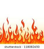 fire | Shutterstock .eps vector #118082650