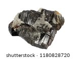biotite mineral from silicate... | Shutterstock . vector #1180828720