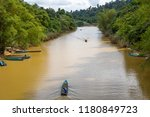 kg. tigawe  paitan  sabah ... | Shutterstock . vector #1180849723