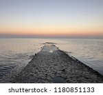 before the sunrise | Shutterstock . vector #1180851133