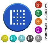 left border round color beveled ...   Shutterstock .eps vector #1180881196