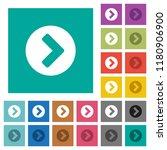 chevron right multi colored... | Shutterstock .eps vector #1180906900