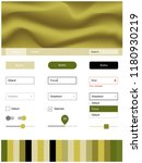 light green  yellow vector...