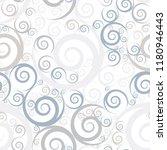 seamless air pattern of spirals ...   Shutterstock .eps vector #1180946443