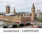 london  uk   july 16 2016  ... | Shutterstock . vector #1180953169