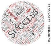 vector conceptual business... | Shutterstock .eps vector #1180973716
