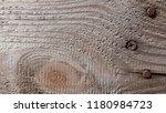 weathered textured wood plank... | Shutterstock . vector #1180984723