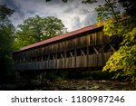 Albany Covered Bridge In The...