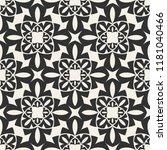 seamless geometric background.... | Shutterstock .eps vector #1181040466