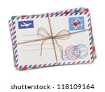 vector illustration of old... | Shutterstock .eps vector #118109164