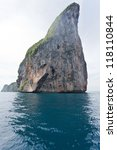 Thailand - Ko Phi Phi Le - Krabi - stock photo
