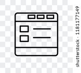 customer relationship...   Shutterstock .eps vector #1181177149