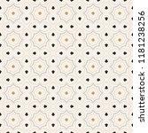 seamless pattern. modern... | Shutterstock .eps vector #1181238256