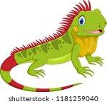 vector illustration of cute...   Shutterstock . vector #1181259040