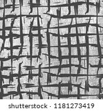 abstract checkered monochrome...   Shutterstock . vector #1181273419