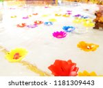 Color Fittered  Candle In The...