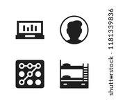 designer icon. 4 designer...