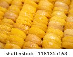 Close Up Raw Roe Sea Urchin ...