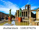 Pompei  Italy   September 19 ...