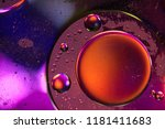 the cosmic galaxy. planets in... | Shutterstock . vector #1181411683