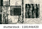 abstract background. grunge... | Shutterstock .eps vector #1181446420