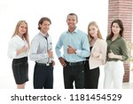 successful multinational...   Shutterstock . vector #1181454529