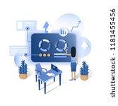 future technology ip dashboard...