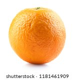 fresh ripe orange fruit... | Shutterstock . vector #1181461909