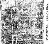 grunge texture scratches ...   Shutterstock . vector #1181471029
