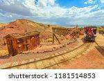 Heritage Railroad In Historic...