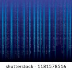 abstract concept graphic data ... | Shutterstock .eps vector #1181578516