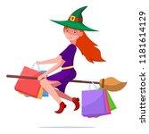 vector illustration of a... | Shutterstock .eps vector #1181614129