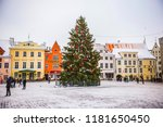 tallinn  estonia   february... | Shutterstock . vector #1181650450