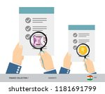 search 2000 indian rupee... | Shutterstock .eps vector #1181691799