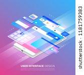 isometric illustrations concept ...