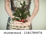woman hands close up holding...   Shutterstock . vector #1181784976