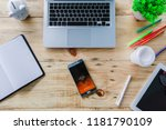 rayong thailand   september 17  ...   Shutterstock . vector #1181790109