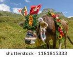 engstlenalp  switzerland   4...   Shutterstock . vector #1181815333