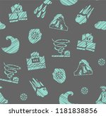 images of various natural...   Shutterstock .eps vector #1181838856