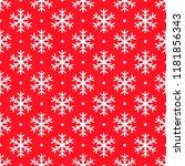 Christmas Snowflake Seamless...