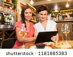 leisure  technology and... | Shutterstock . vector #1181885383