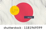 trendy abstract background.... | Shutterstock .eps vector #1181969599