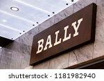 zurich  switzerland   may 19 ... | Shutterstock . vector #1181982940
