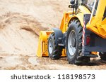 Wheel Loader Excavator With...