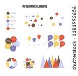 business idea visualisation... | Shutterstock .eps vector #1181993656