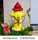 Fire Hydrant In The Ghost Town...
