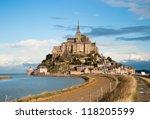 Mont Saint Michel  Normandy ...